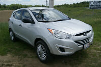 2011 Hyundai Tucson loaded  WARRANTY SUV, Crossover
