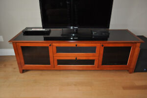 NEW PRICE: TV/Stereo Cabinet: Top Quality