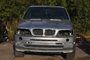 B BMW e53 X5 3.0i 6 cyl M54 Auto Built June 2001 1998-2006 No En