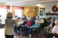 Concerts for Seniors - Classical, Jazz Standards & Popular