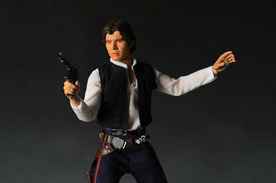 Sideshow Collectibles Star Wars Episode IV Han Solo Smuggler Tatooine 1:6 Figure