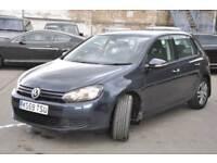 2009 Volkswagen Golf 1.6 TDI SE DSG 5dr