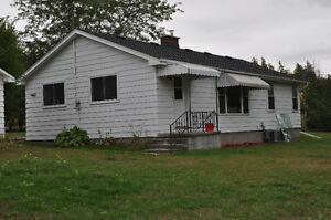 House rental , price including the electrical , propane, water