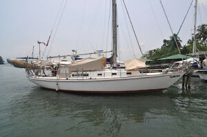 THIS SAILBOAT IS  LOCATED IN THE RIO DULCE GUATEMALA Sarnia Sarnia Area image 4