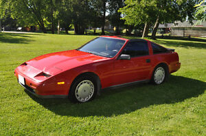 '88 Nissan 300zx Turbo amazing condition, low KMs, must sell