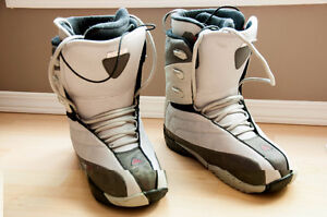 Snowboard boots, size 8.5