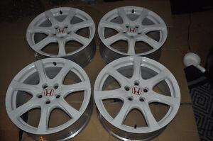 FD2 Type R Wheels
