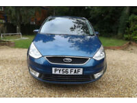 2006 56 Ford Galaxy 1.8TDCi LX 125 BHP TURBO DIESEL 7 SEATER ESTATE MPV 5DR FSH