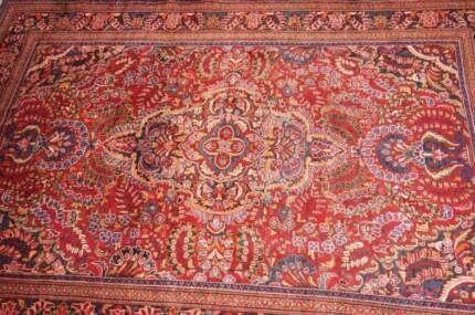 Genuine Lilian Handmade Persian Rug Hand Knotted Rug-260x360cm