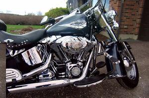 Harley Softail Heritage FLSTC