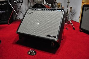 Fender Super Six Tube Amplifier with a 15 inches JBL speaker