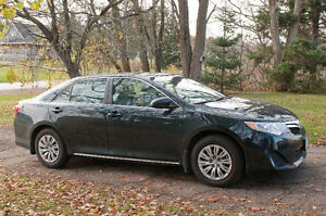 **2014 TOYOTA CAMRY LE**