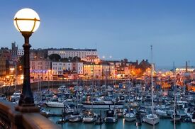 2 bed flat WANTED in Ramsgate for 2 older working non smoking guys