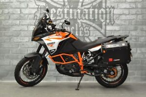 2017 KTM Super Adventure 1290 R - CLEAN & LOADED WITH OPTIONS!!