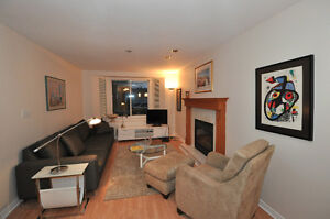 FURNISHED 2 BEDROOM UNIT GREAT LOCATION NORTH VANCOUVER