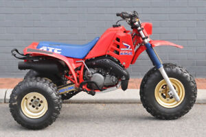 Looking for a Honda ATC250r