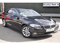 2013 BMW 5 Series 2.0 520d EfficientDynamics 4dr