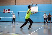 Adult Recreational Badminton