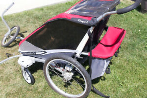 Chariot (Cougar 2) Double Stroller