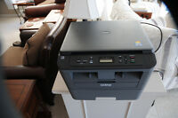 BROTHER B&W LASER PRINTER DCP-L2520DW