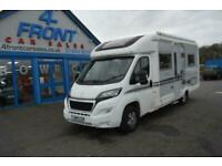 Auto-Sleepers Broadway FB PEUGEOT BOXER 6 SPEED GEARBOX 4 BERTH 2 TRAVELLING