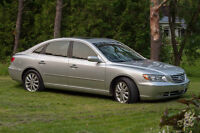 2007 Hyundai Azera Limited Sedan