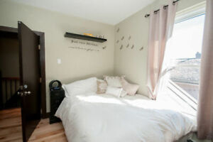 Stunning, Spacious One Bdrm,  Montreal Street, Parking