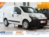 2013 63 FIAT FIORINO 1.2 16V MULTIJET SX DIESEL PANEL VAN, UK DELIVERY!