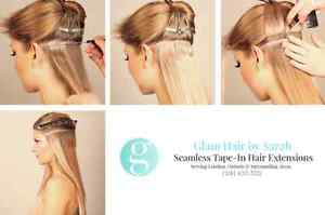 Glam Hair Studio offers high quality, affordable hair extensions London Ontario image 10