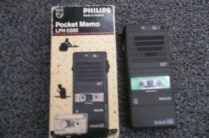 Olympus S912 Pearlcorder pocket voice recorder