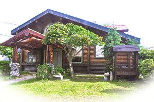 LOG-HOUSE
