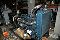 Marine or cottage Gensets all Runners {except 30kw (Parts)}