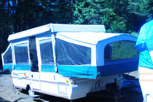 2004 Jayco Eagle with dining slide out