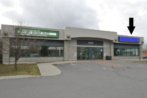 """""""Commercial/ Professional Service Space 1190 Place D'Orleans Blv"""