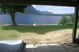 WATERFRONT Shuswap Lake Cabin For Rent