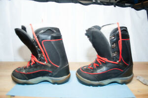 SIMS Snowboard Boots for Sale. Size 8