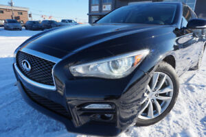 INFINTI Q50 2014 TECH PKG EXELENT CONDITION
