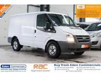 2011 11 FORD TRANSIT 2.4 350 H/R 1D 115 BHP DIESEL PANEL VAN 4WD