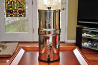 Berkey Water Purification Systems For Your House & Kitchen!