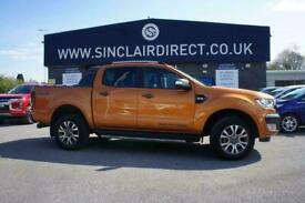 2018 Ford Ranger 3.2 WILDTRAK 4X4 DCB TDCI Automatic PICK UP Diesel Automatic