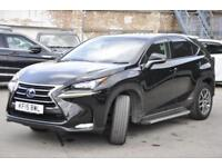 2015 Lexus NX 300h 2.5 Luxury (Convenience Pack) E-CVT 4WD 5dr (Sunroof)