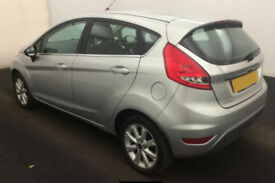 2011 FORD FIESTA 1.25 ZETEC GOOD / BAD CREDIT CAR FINANCE FROM 24 P/WK