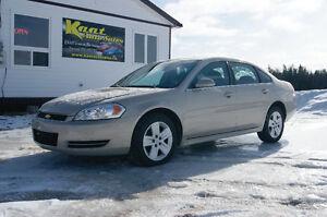 2010 Chevrolet Impala LOADED Sedan