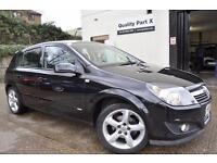 2008 Vauxhall Astra 1.8 i 16v SRi 5dr