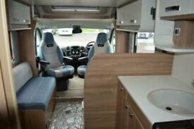Swift Saltire 614 FIAT DUCATO 6 SPEED GEARBOX 4 BERTH 4 TRAVELLING SEATS