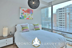 + Den Luxury Executive Condo Fully furnished All In Yorkville
