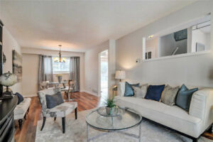 ABSOLUTELY STUNNING! 3+1 BR DETACHED HOME IN DOWNTOWN WHITBY!