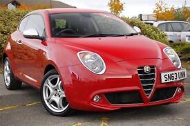Used Alfa Romeo Mito distinctive, 2013, 1248cc, 3 door