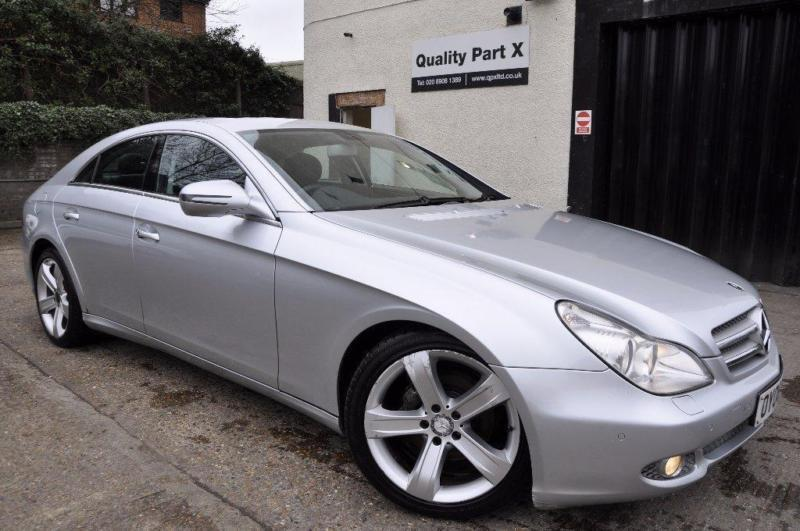 2008 mercedes benz cls 3 0 cls320 cdi 7g tronic 4dr in wembley london gumtree. Black Bedroom Furniture Sets. Home Design Ideas