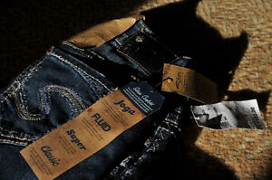 """New Silver Jeans 26"""""""